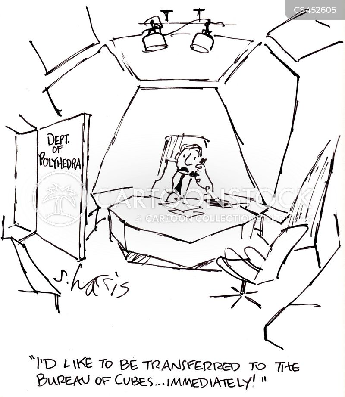 geometry teacher cartoon