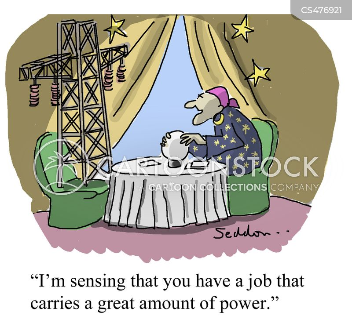 power cable cartoon