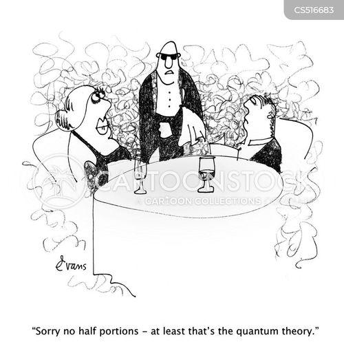 quantum theory cartoon