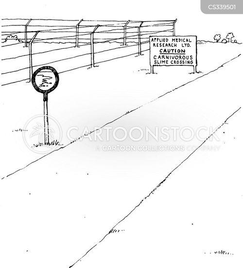 science laboratories cartoon