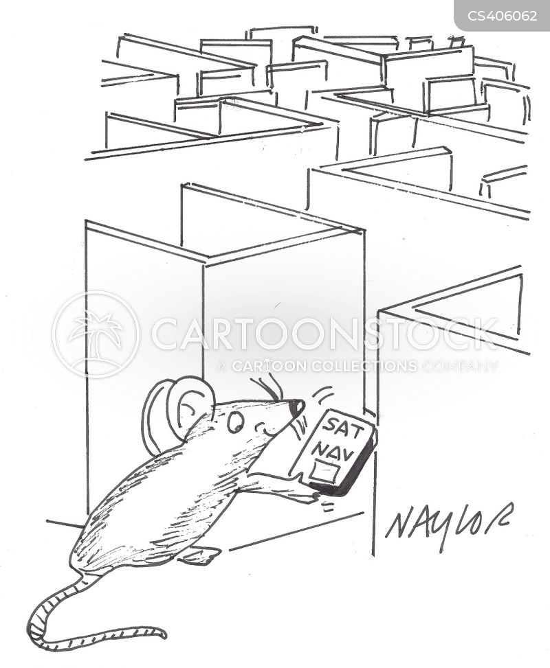 laboratory animals cartoon