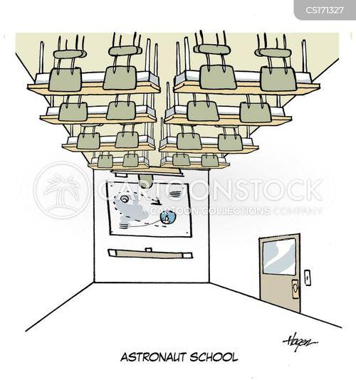 gravity cartoon