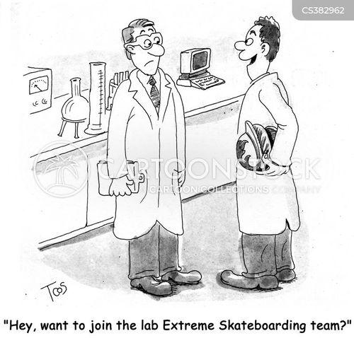 x sports cartoon