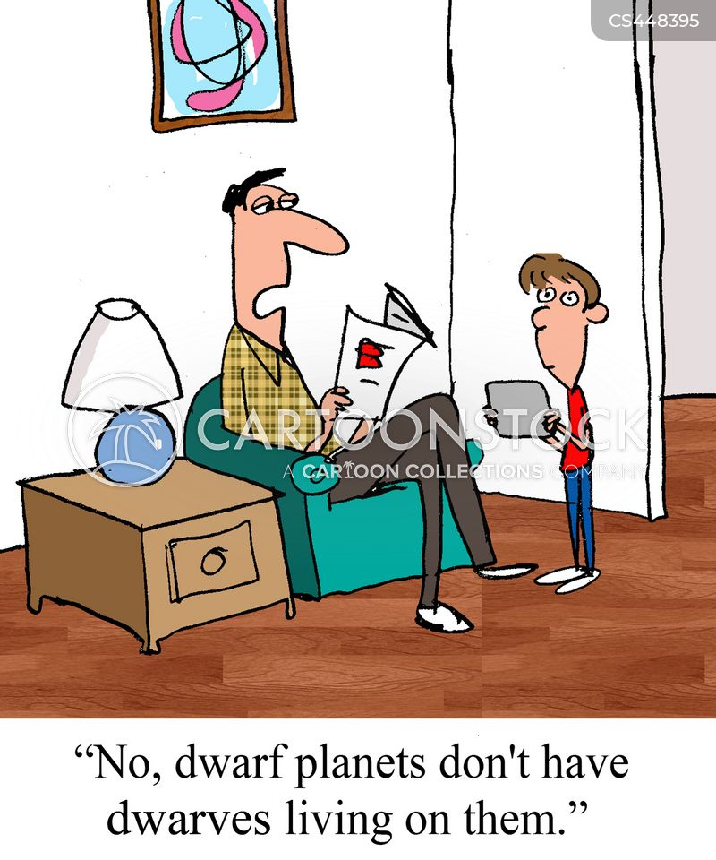 dwarfs cartoon