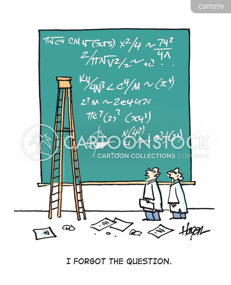 Mathematik Cartoon, Mathematik Cartoons, Mathematik Bild, Mathematik Bilder, Mathematik Karikatur, Mathematik Karikaturen, Mathematik Illustration, Mathematik Illustrationen, Mathematik Witzzeichnung, Mathematik Witzzeichnungen