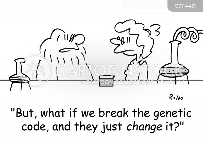 changing codes cartoon