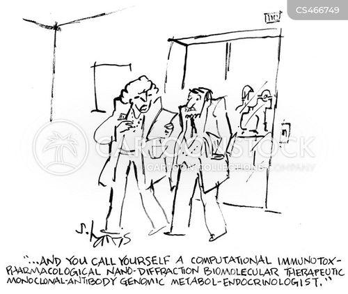 antibody cartoon