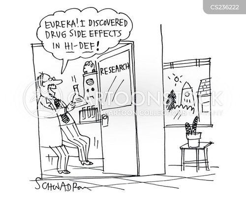 Eureka cartoon science