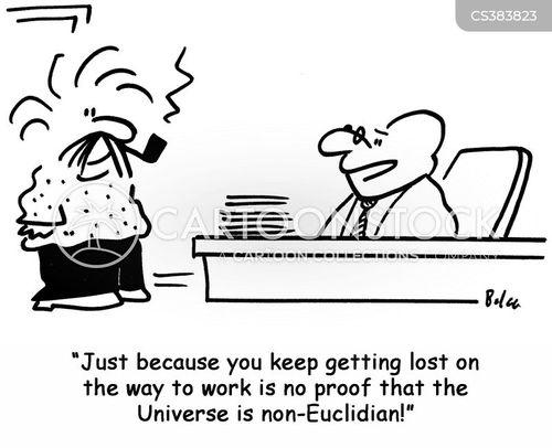 euclid cartoon