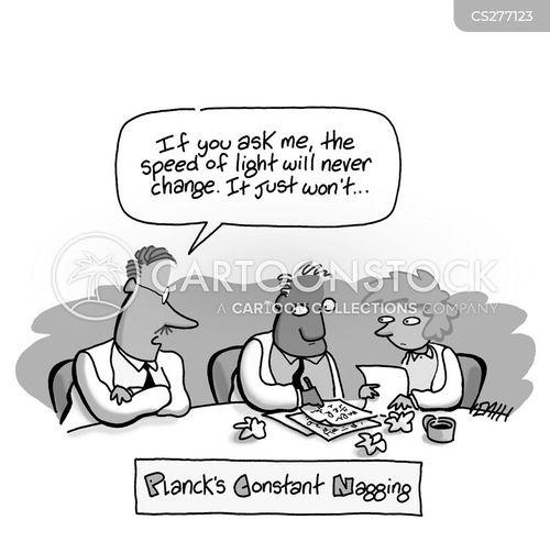 planck cartoon