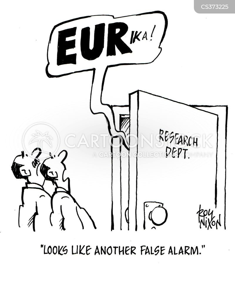research departments cartoon