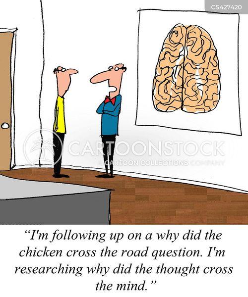 neurologist cartoon
