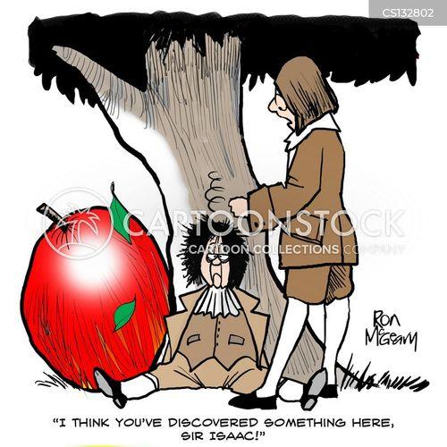 apple tree cartoon