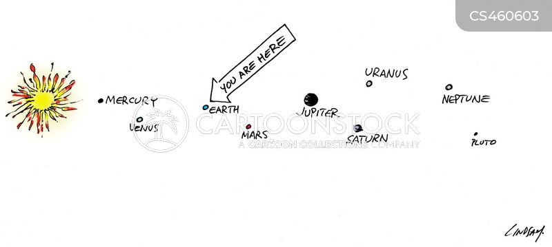 space programs cartoon