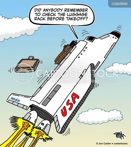 rocket ship cartoon