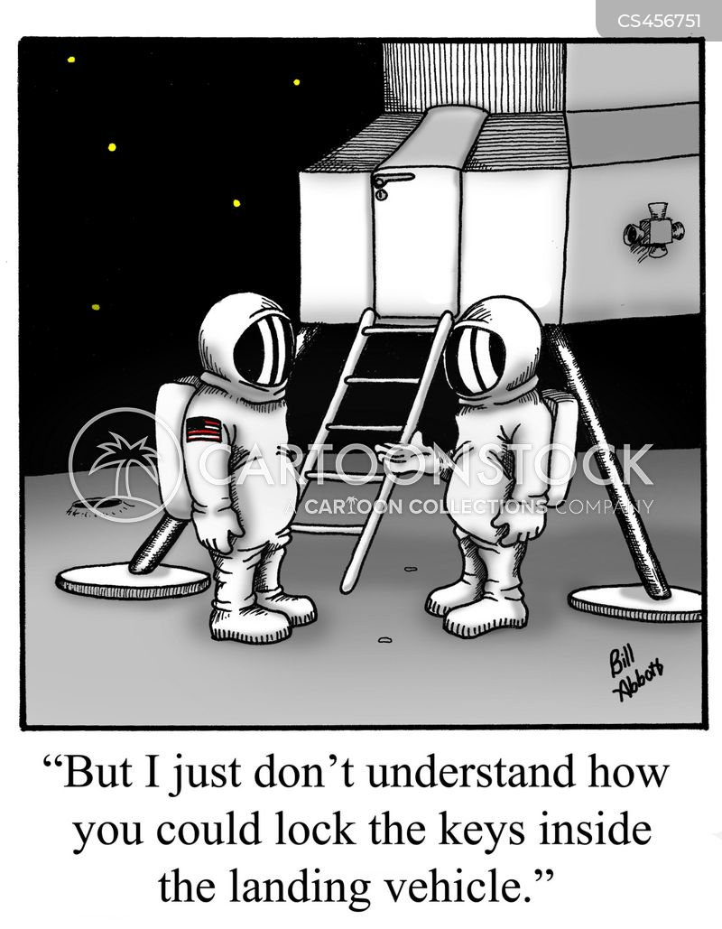 space shuttles cartoon