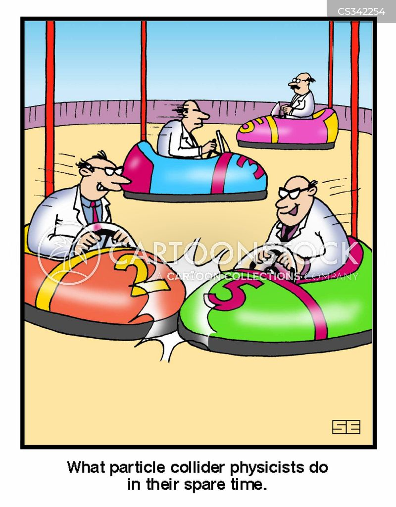 Bumper Cars Newtons  Law