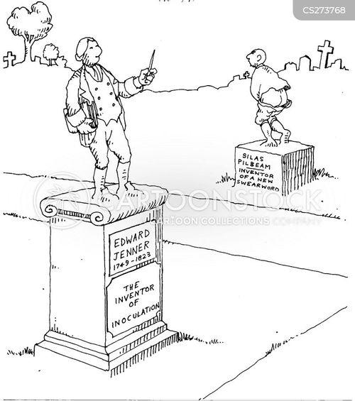 vaccinate cartoon
