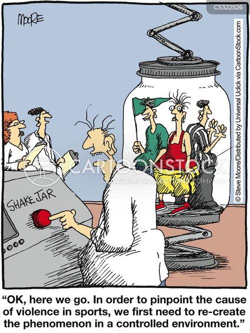 causes cartoon