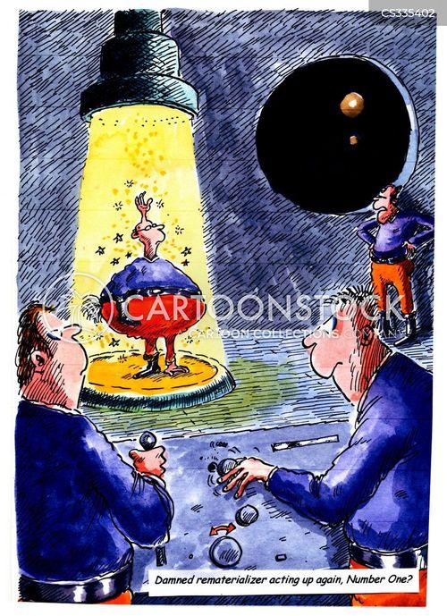 materialize cartoon
