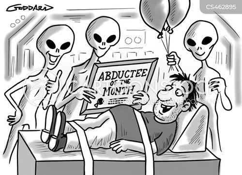 abductee cartoon