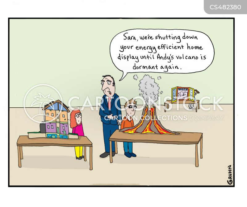 science fairs cartoon