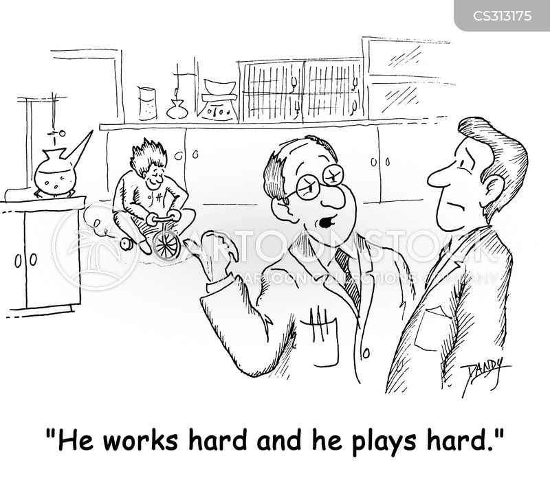Lab Management Cartoons and Comics - funny pictures from CartoonStock