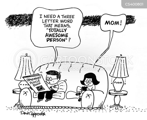 mothers sunday cartoon