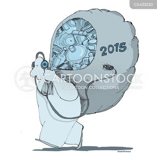 2015 cartoon