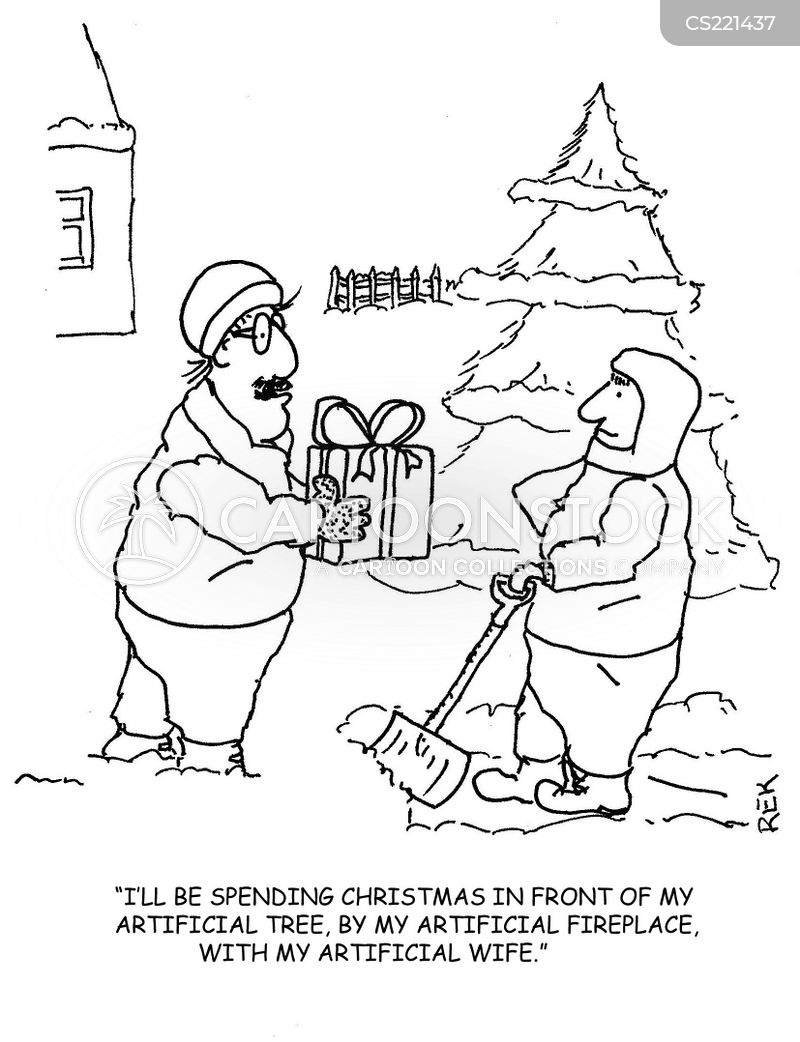 Artificial Trees Cartoons And Comics Funny Pictures From