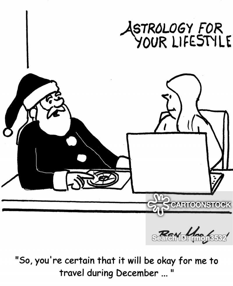 astrologists cartoon