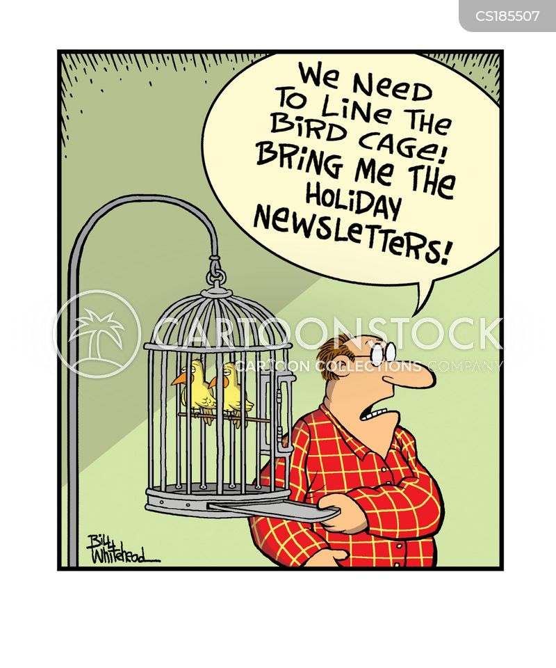 Holiday Newsletter Cartoons And Comics  Funny Pictures From