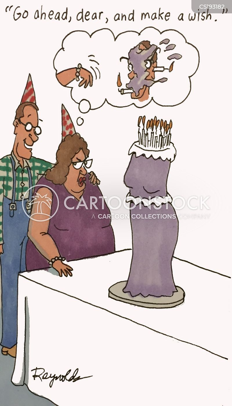 Birthday Wishes Cartoons and Comics - funny pictures from