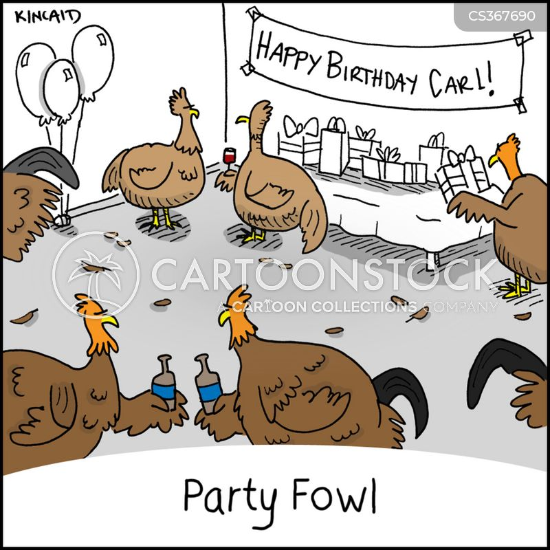 fowls cartoon