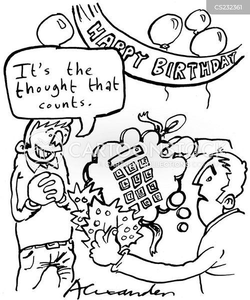 bad friend cartoon