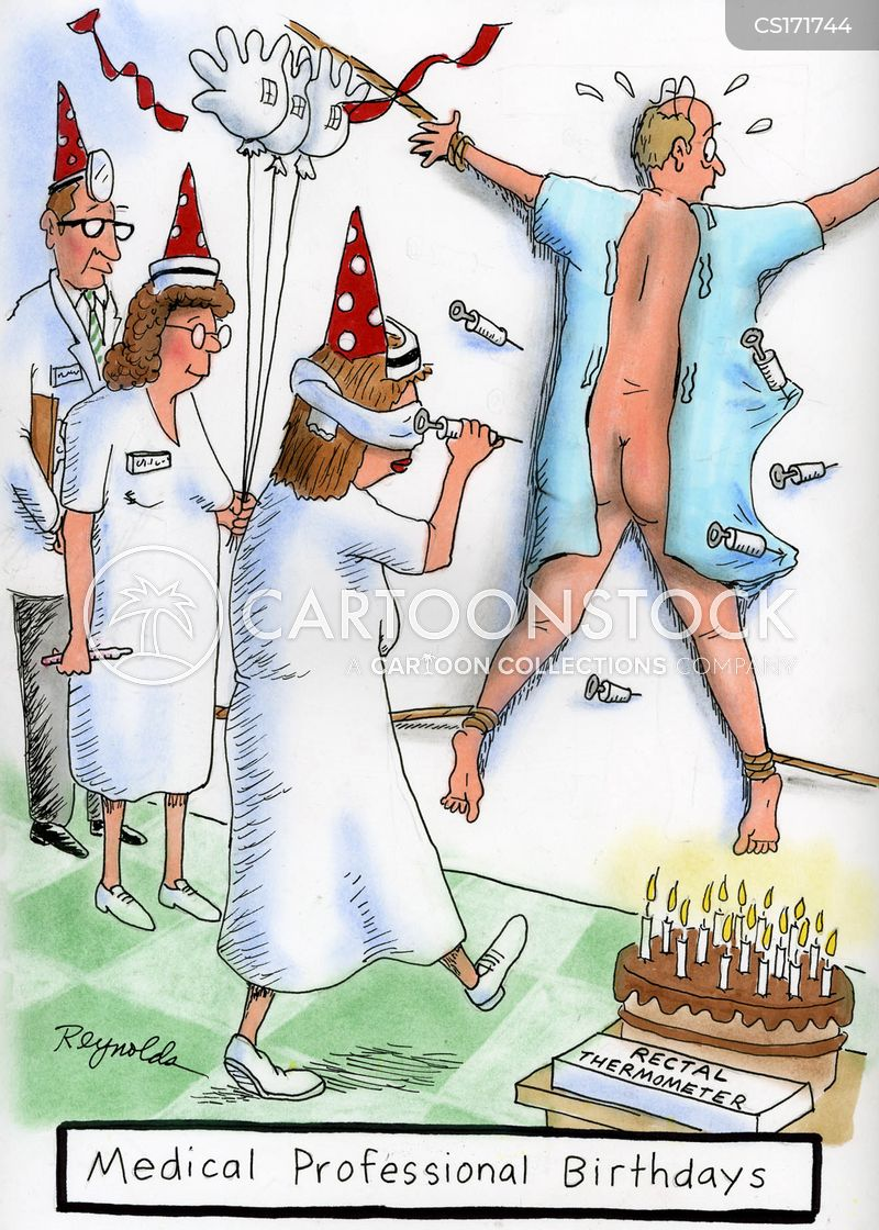 birthday parties cartoon