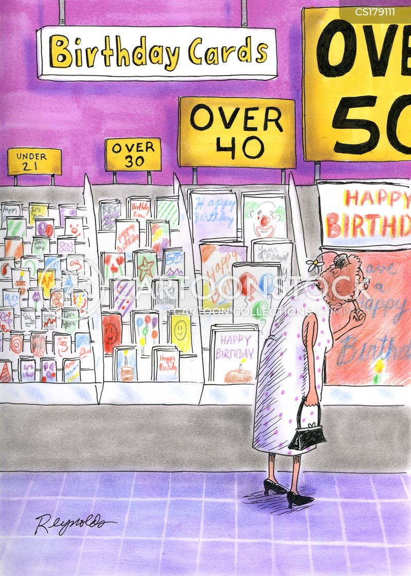 Birthday Cards Cartoon 9 Of 108