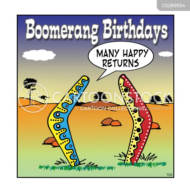 Birthday Cards Cartoons and Comics funny pictures from CartoonStock – Australian Birthday Cards Online
