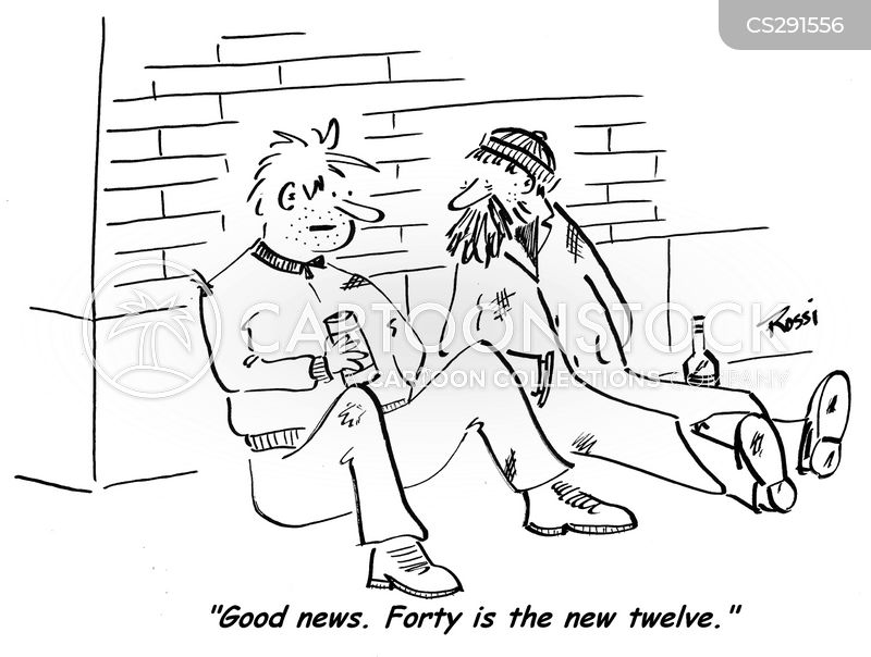 fortieth cartoon