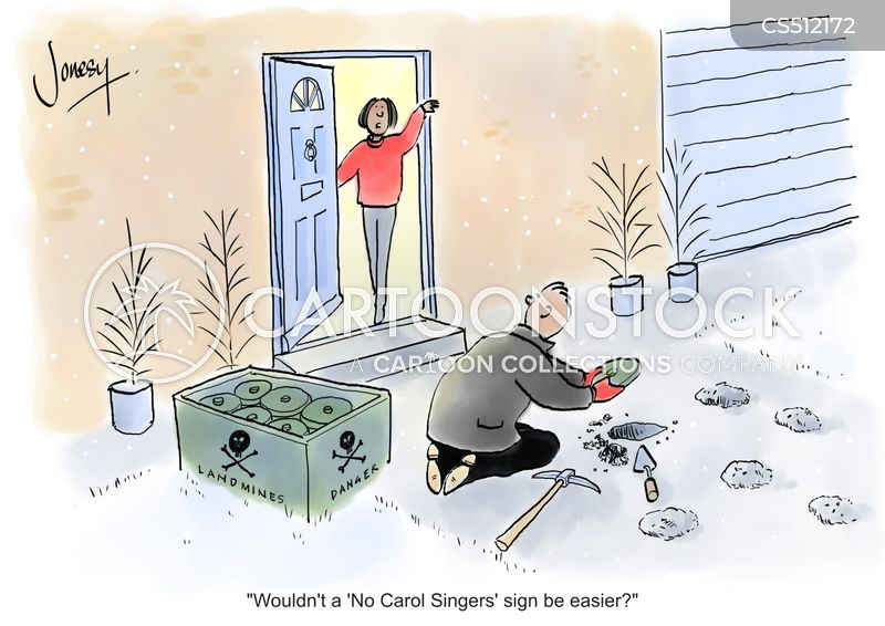 home defence cartoon