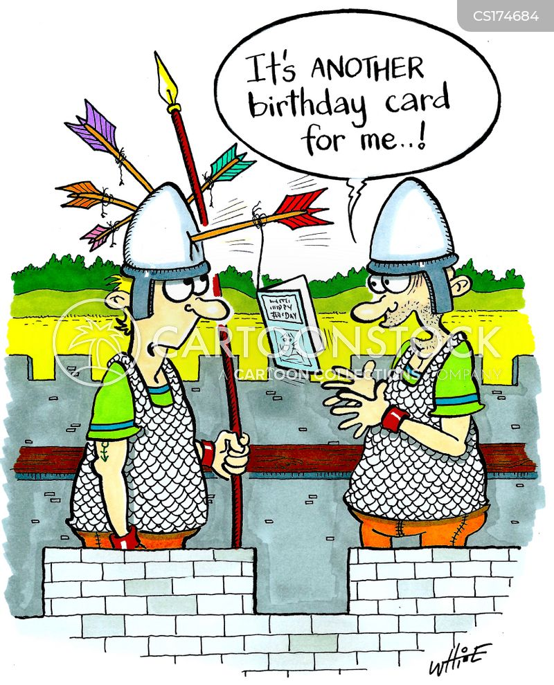 Birthday Cards Cartoons And Comics Funny Pictures From Cartoonstock
