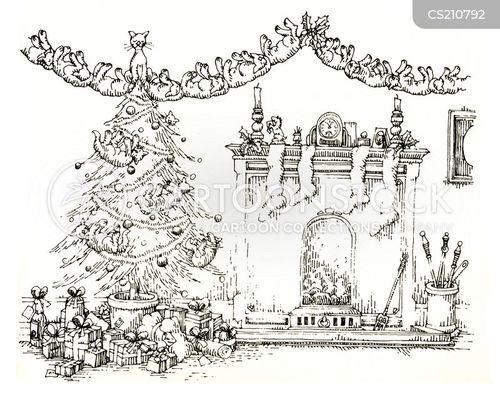 decorative cartoon