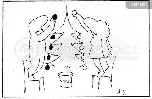 chirstmas cartoon