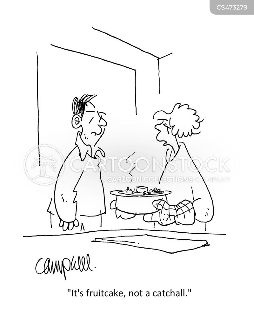 fruitcakes cartoon