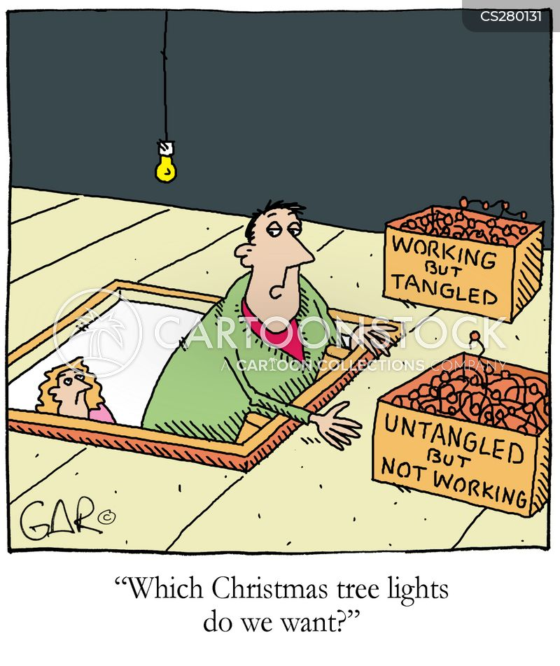 which christmas tree lights do we want