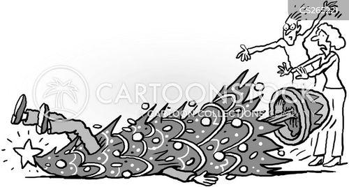 fir cartoon
