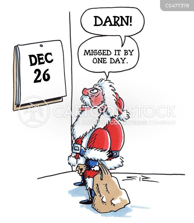 work schedule cartoon