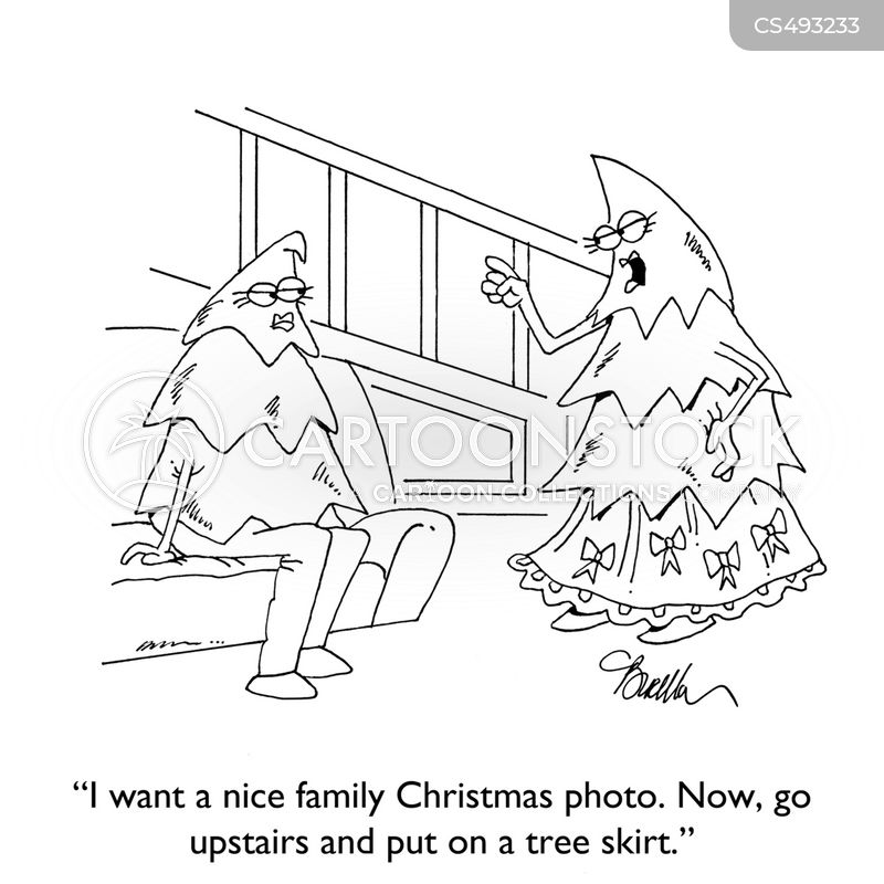 Tree Skirts Cartoons And Comics Funny Pictures From Cartoonstock Find gifs with the latest and newest hashtags! https www cartoonstock com directory t tree skirts asp
