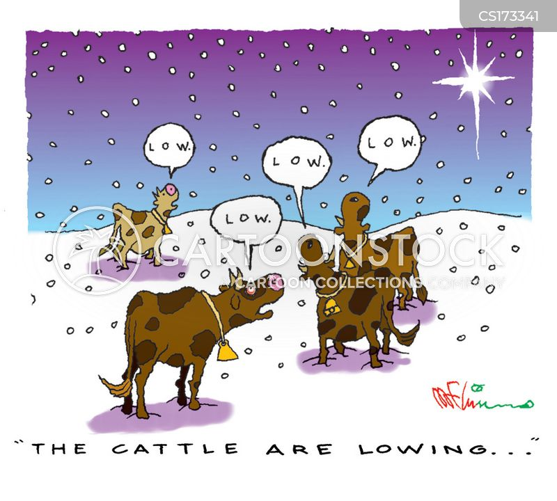 xmas time cartoon