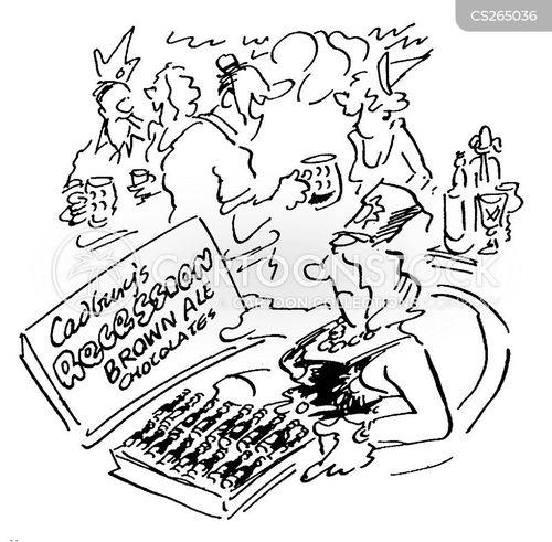 liqueur cartoon